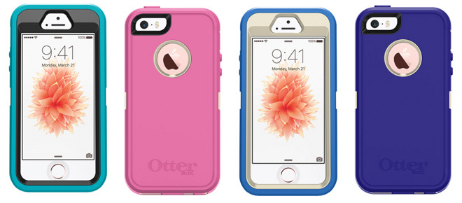 Otterbox Defender Series Case For Iphone  S Se