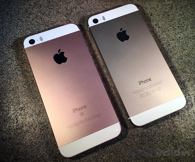 review apple 39 s 4 iphone se is better than we deserve. Black Bedroom Furniture Sets. Home Design Ideas