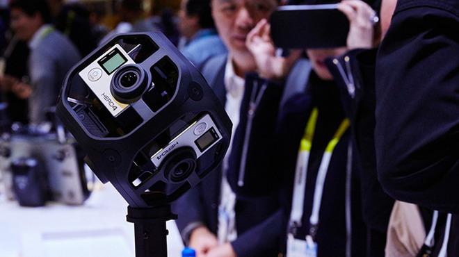 Six video cam