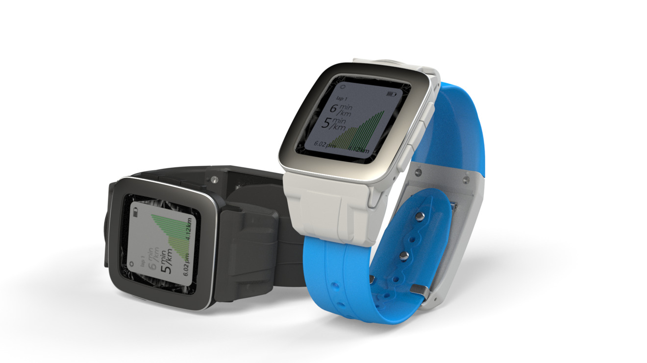 Proposed Pebble Time smart band could add standalone GPS ...
