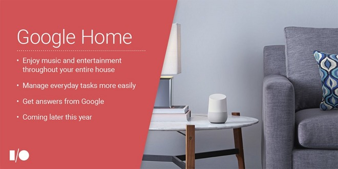 Google Home Decor Io 2016 Google's New Home Hardware Takes On Apple's Homekit And Siri
