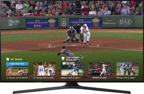 Yahoo Sports app comes to Apple TV with live streaming ...