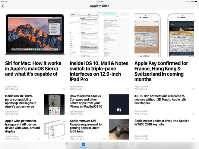 inside ios 10: apple makes news app more accessible & better
