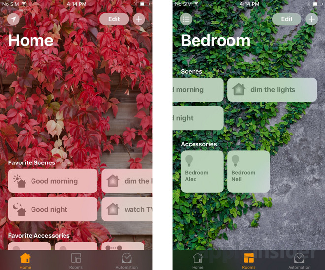 Inside Ios 10 Apple Simplifies Homekit Control With Dedicated Home App