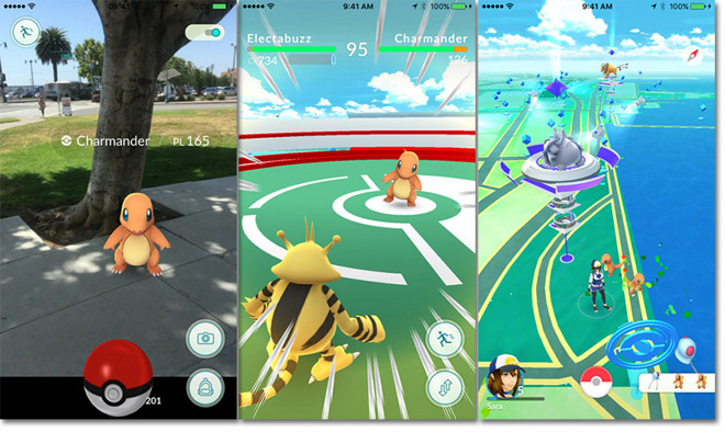 Pokemon Go Rolls Out To IOS App Store Available In Select US Locations