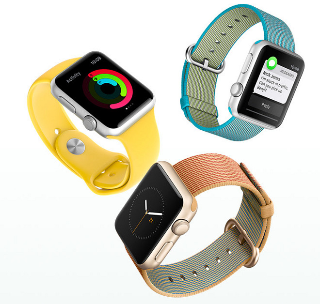 Apple Watch falls to 47 percent marketshare, but retains ...