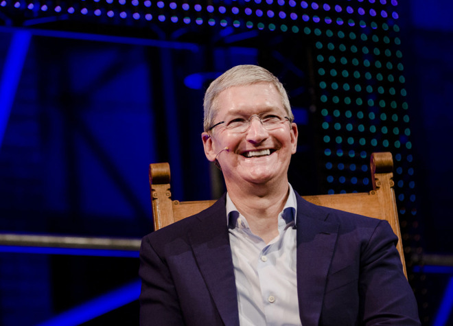 Tim Cook responds to $14.5B EU tax bill with open letter ...
