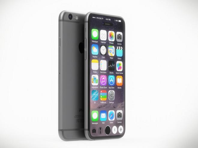 A 2017 IPhone Mockup