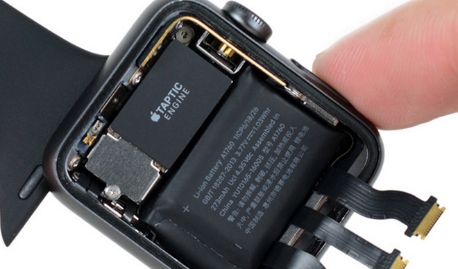 how to save battery on apple watch 3