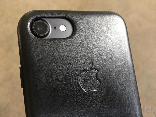 custodia iphone 7 apple leather