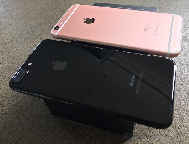 Black Jet Unboxing The New IPhone 7 Plus With