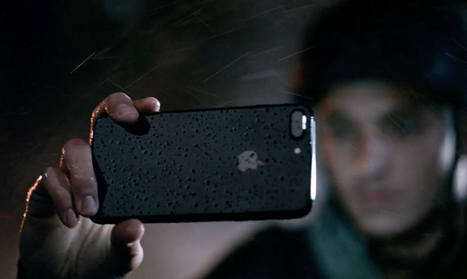 apple iphone 7 ad. apple shares new iphone 7, watch series 2 ads with focus on water resistance, camera iphone 7 ad n