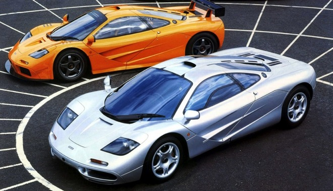Apple Reportedly In Discussions To Buy Sports Car Manufacturer McLaren - Sports cars to buy