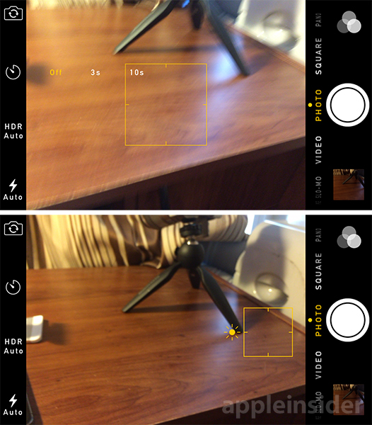 Apple's iOS 8 Camera app brings new shooting modes, developers ...