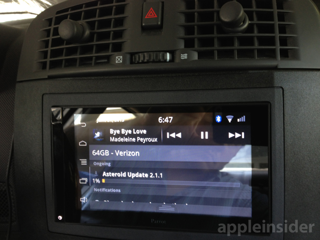 chevy trax how to connect your phone to the stereo