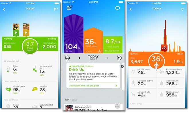 Fitbit Flex vs. Jawbone UP: A Comparative Review