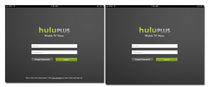 Hulu Plus Transparent Logo