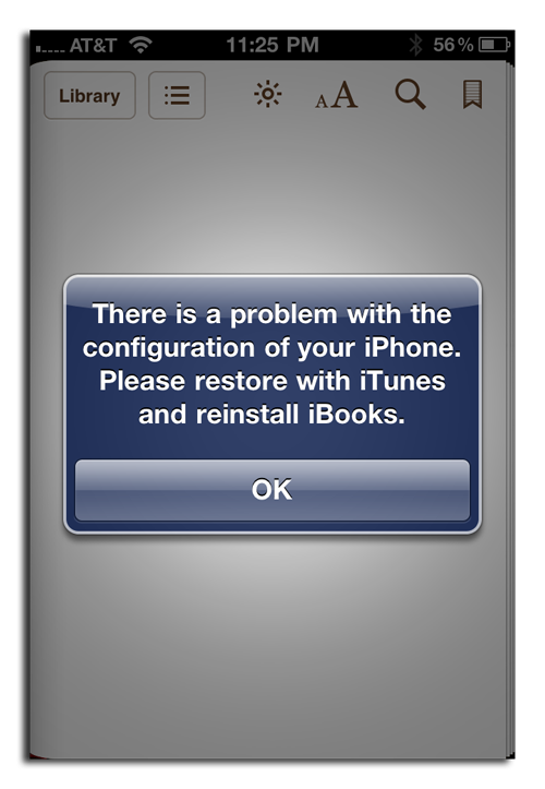 how to delete books from ibooks ios 11