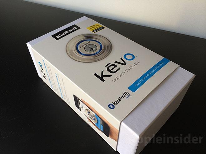 Review Kwiksets New Iphone Compatible Kevo Keyless Deadbolt Lock