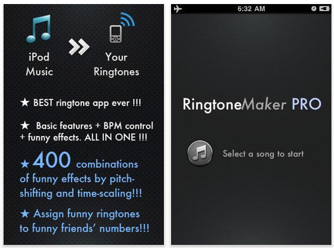 best free ringtone app for iphone