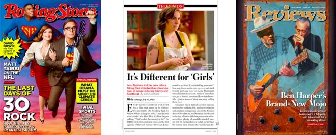 Rolling stone movie reviews