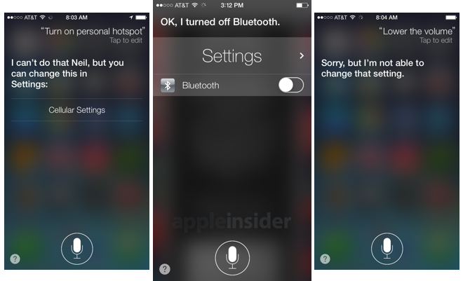 Inside IOS Siri Gets Smarter With New System Controls - The 24 funniest siri answers that you can test with your iphone