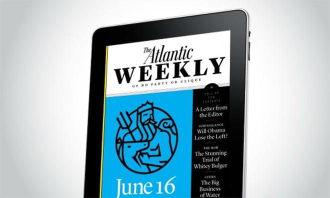 The atlantic free subscription