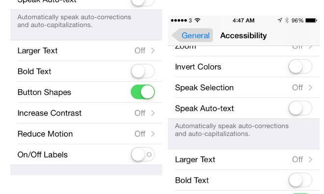 Apple's iOS 7 1 brings animation updates, UI tweaks for Phone