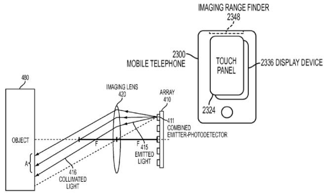 Apple exploring Kinect-like iPhone motion sensor, force-detecting