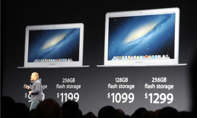 Apple looks to build on notebook momentum with refreshed