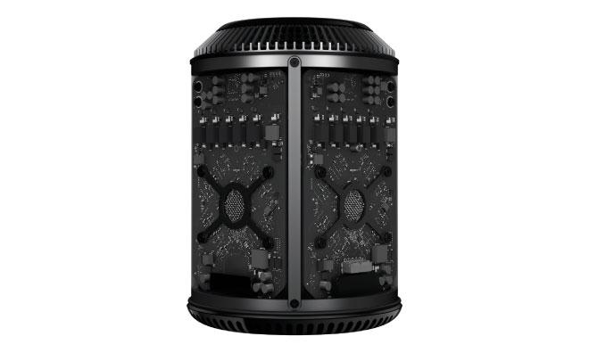 New Mac Pros support AMD's CrossFire GPU teaming, but currently only