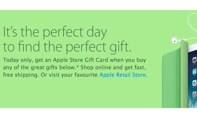 Apples Black Friday Sale To Bring Gift Cards Not Discounts