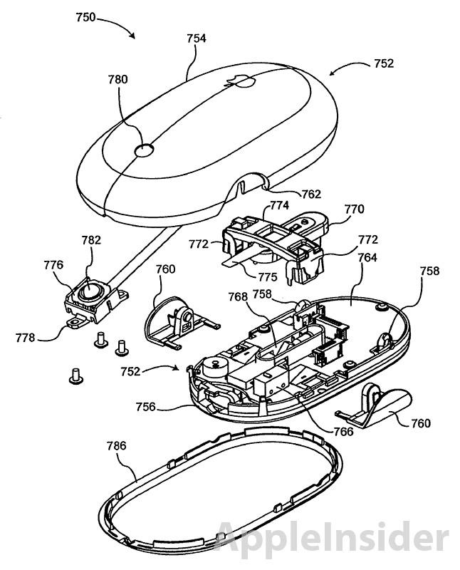 apple awarded patent for touch