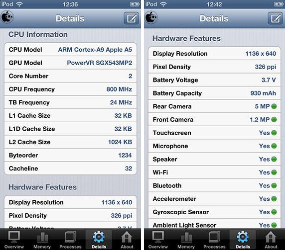 iphone 4s specs new ipod touch reportedly uses a5 soc apple posts 1444