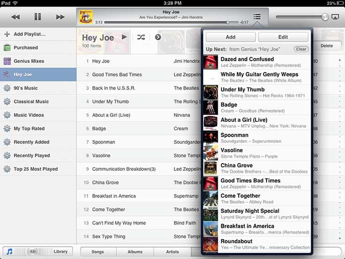 Apple updates iOS Remote app for iTunes 11, iCloud control panel