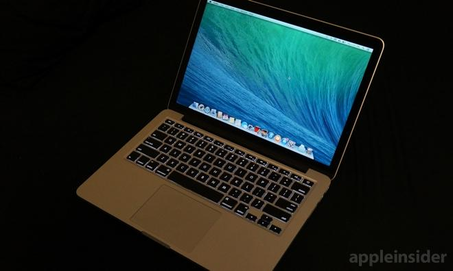 Review: Apple's late-2013 13-inch MacBook Pro with Retina display