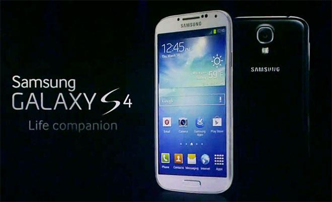 Samsung on Galaxy S4 storage complaints: Go buy an SD card