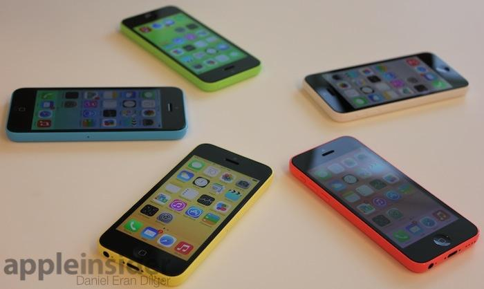 Inside Apple's iPhone 5c: 'c' is for 'cost'