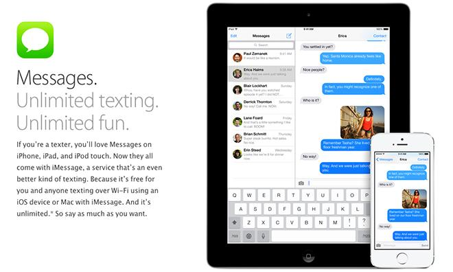EFF ranks Apple's iMessage, FaceTime