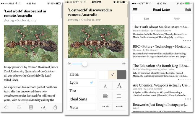 Instapaper Goes Free As App Of The Week Evernote Gets Business
