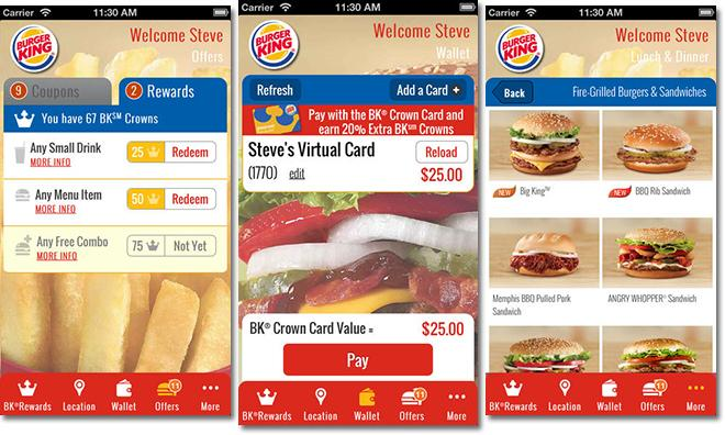 Burger King to take e-wallet purchasing nationwide with new