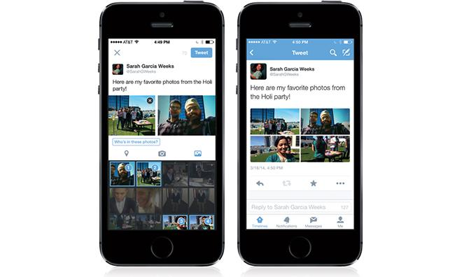 Twitter adds photo tagging feature, bumps attached photo