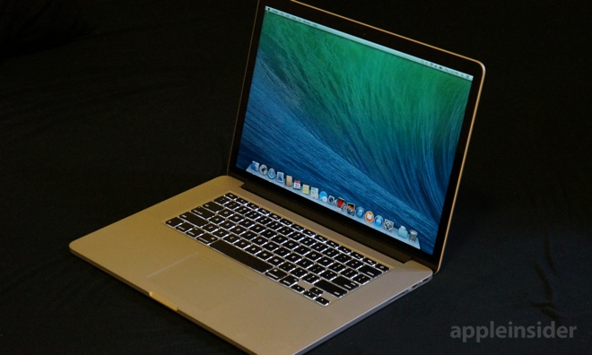 Review: Apple's late-2013 15-inch MacBook Pro with Retina