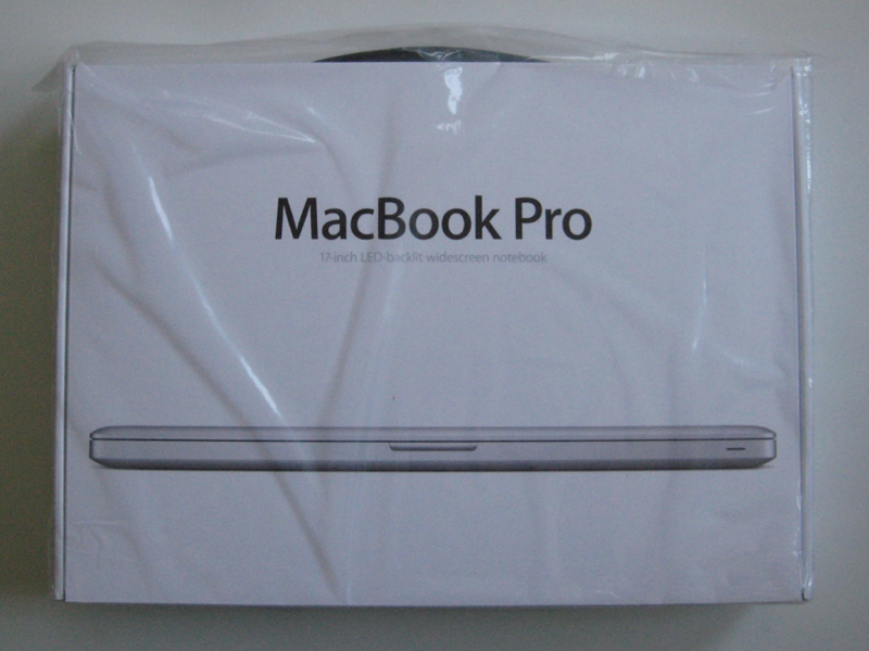 First Look: Pairing the new 2010 17 inch MacBook Pro with iPad