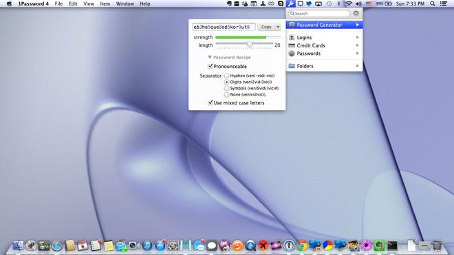 Review: 1Password 4 for Mac makes managing all your passwords easy