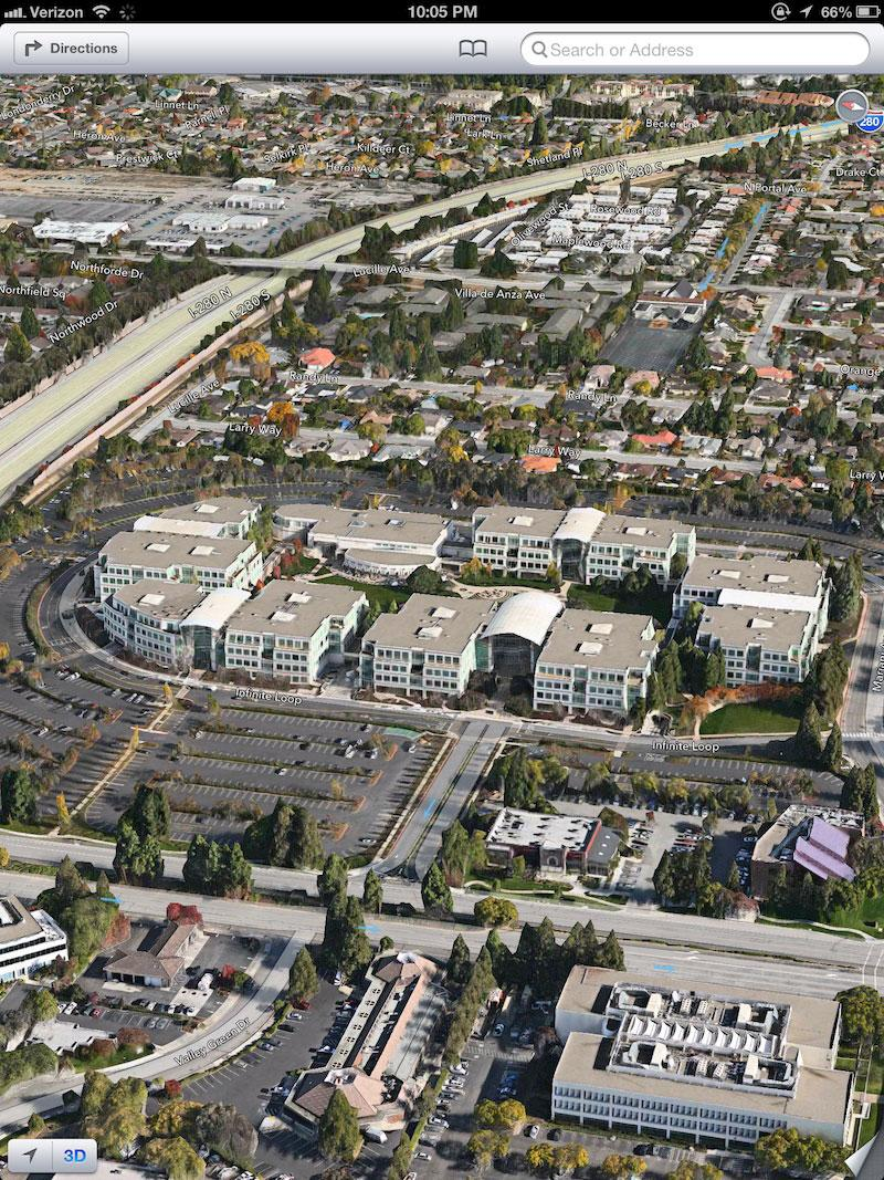 Developers prefer Apple's iOS Maps SDK over Google Maps