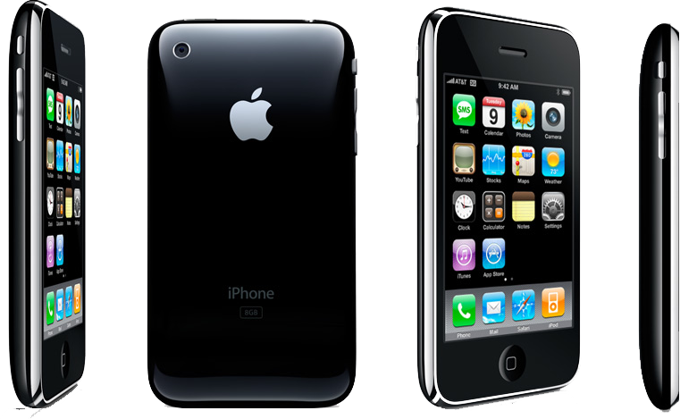 apple unveils the all new iphone 3g. Black Bedroom Furniture Sets. Home Design Ideas