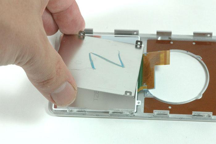 Sixth-gen iPod classic teardown