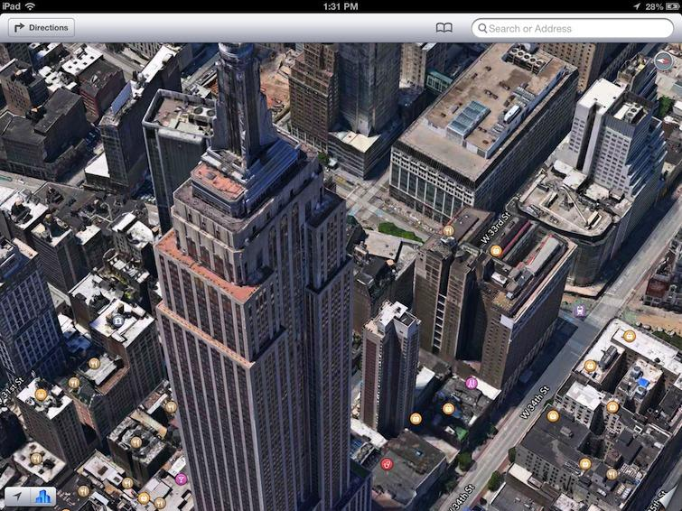 Google's new 3D Maps destroy Manhattan in the wake of