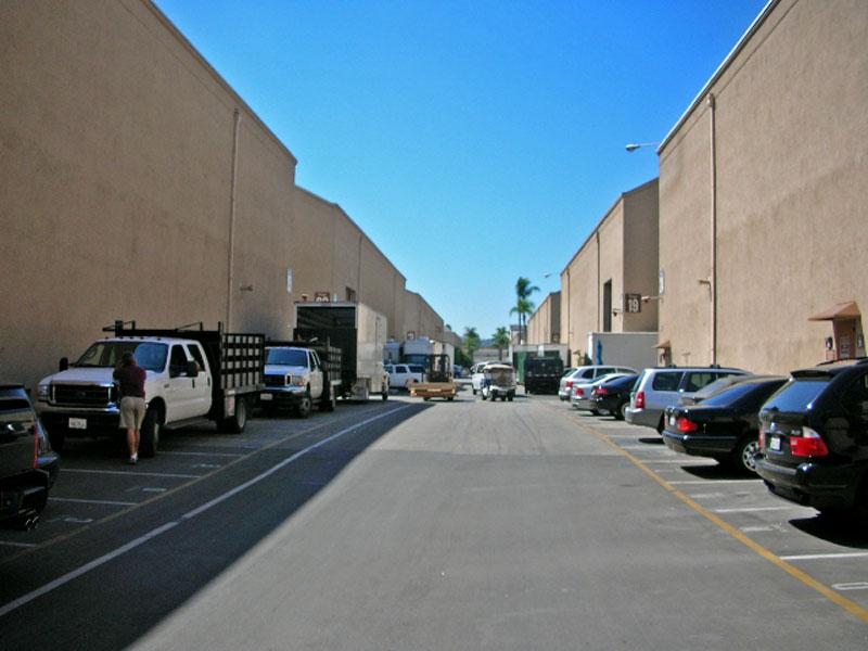 Warner Bros. Production Stages